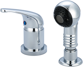 Specialty Commercial Faucets