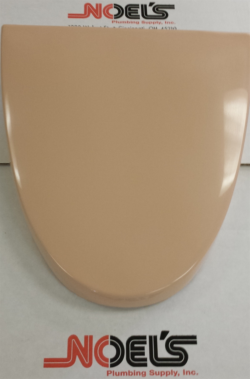 American Standard 5340 013 Peach Blossom Toilet Seat For