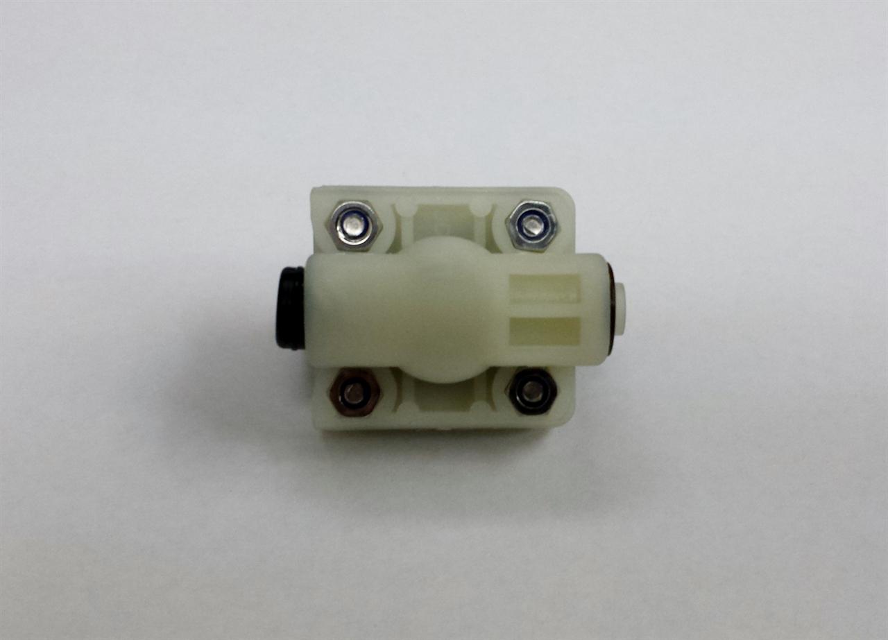 Pressure Balancing Chamber For Pegasus Ceramic Cartridge