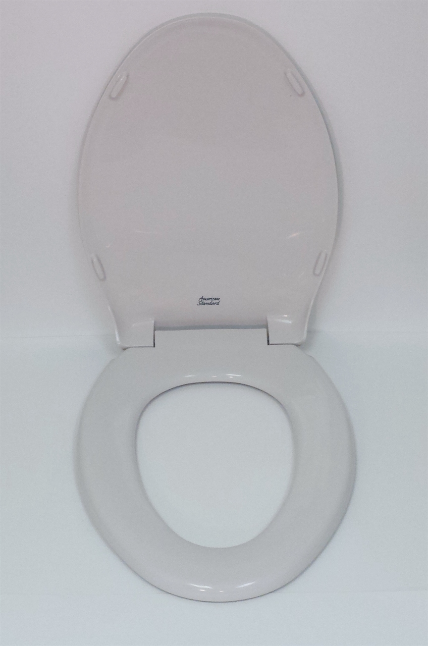 American Standard Toilet Seats >> American Standard Rise And Shine 5324 019 Heather Toilet Seat